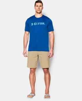 Men's UA I Fish T-Shirt  2 Colors $20.99