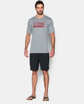 Men's UA Fish T-Shirt  2 Colors $24.99