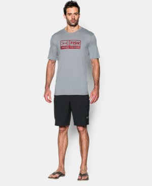 Men's UA Fish T-Shirt  1 Color $18.74 to $24.99