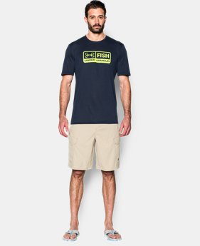 Men's UA Fish T-Shirt  1 Color $20.99