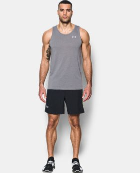 Men's UA Threadborne Streaker Singlet  1 Color $14.99 to $19.99