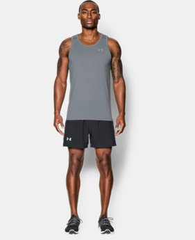 Men's UA Streaker Run Singlet  2 Colors $20.99
