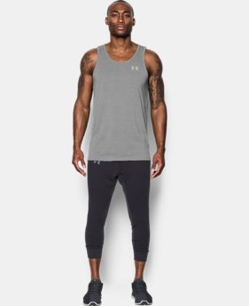 Men's UA Threadborne Streaker Singlet  1 Color $20.99