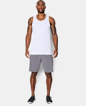 Men's UA Threadborne Streaker Singlet  1 Color $11.99 to $19.99
