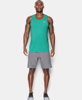 Men's UA Streaker Run Singlet LIMITED TIME: FREE U.S. SHIPPING 2 Colors $12.74 to $20.99