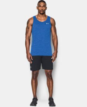 Men's UA Threadborne Streaker Singlet  1 Color $15.99 to $19.99