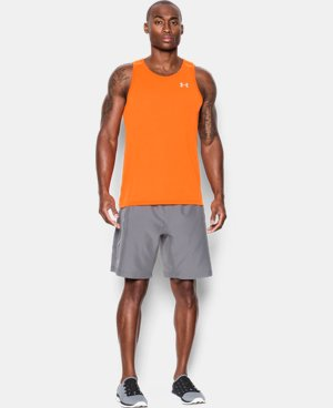 Men's Threadborne™ Streaker Run Singlet  1 Color $20.99