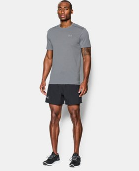 New Arrival  Men's UA Streaker Run Short Sleeve T-Shirt LIMITED TIME: FREE SHIPPING  $34.99