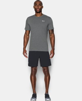 Men's UA Threadborne Streaker Short Sleeve  4 Colors $29.99