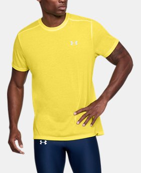 Men's UA Threadborne Streaker Short Sleeve  2 Colors $22.99 to $29.99