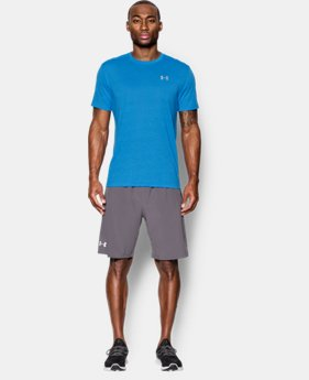 New Arrival  Men's UA Streaker Run Short Sleeve T-Shirt LIMITED TIME: FREE SHIPPING 1 Color $34.99