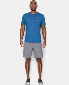 Men's UA Streaker Run Short Sleeve T-Shirt  4 Colors $22.99