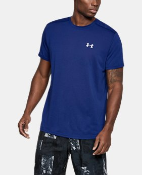 Men's UA Threadborne Streaker Short Sleeve LIMITED TIME: FREE SHIPPING 4  Colors Available $34.99