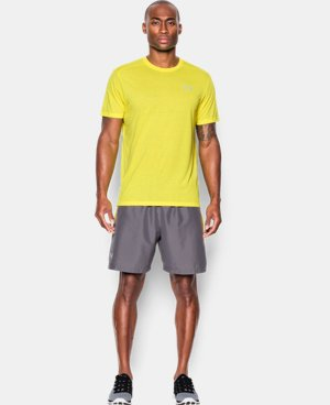 New to Outlet Men's Threadborne™ Streaker Run Short Sleeve T-Shirt  1 Color $17.24 to $22.99