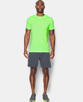 Men's UA Threadborne Streaker Short Sleeve  1 Color $24.49