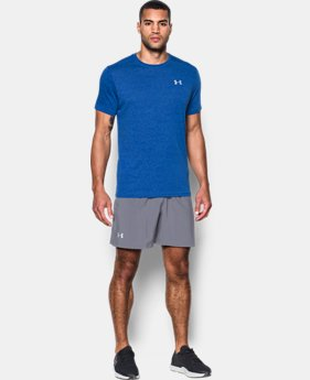 Men's UA Threadborne Streaker Short Sleeve  1 Color $20.99 to $22.99
