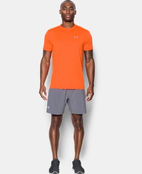 Men's UA Threadborne Streaker Short Sleeve  3 Colors $29.99