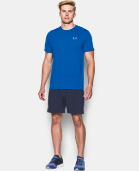 Best Seller Men's UA Streaker Run Short Sleeve T-Shirt LIMITED TIME: FREE SHIPPING  $29.99