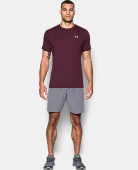 Men's UA Threadborne Streaker Short Sleeve  1 Color $29.99