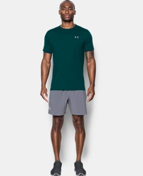 Men's UA Threadborne Streaker Short Sleeve  3 Colors $34.99
