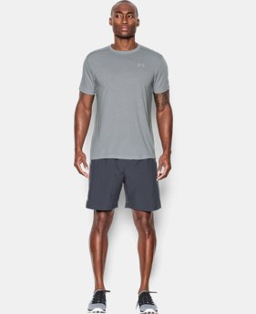 Men's UA Streaker Run Short Sleeve T-Shirt  4 Colors $26.99 to $34.99
