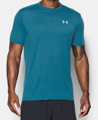 Men's UA Threadborne Streaker Run Short Sleeve T-Shirt