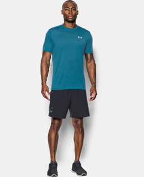 Men's UA Threadborne Streaker Short Sleeve LIMITED TIME OFFER 1 Color $24.49