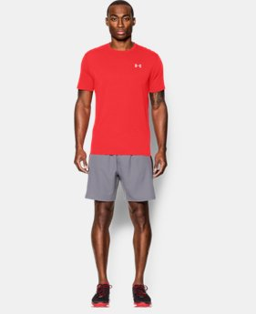 Men's UA Streaker Run Short Sleeve T-Shirt  1 Color $17.99 to $22.99