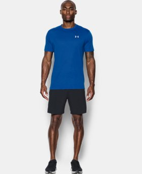 Men's UA Threadborne Streaker Short Sleeve  2 Colors $29.99
