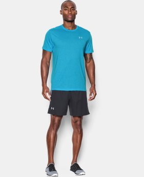 Men's UA Streaker Run Short Sleeve T-Shirt  1 Color $26.99