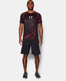 Men's UA Run Printed T-Shirt   $22.99