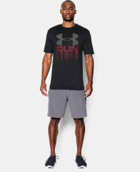 Men's UA Run Rising T-Shirt  1 Color $20.99