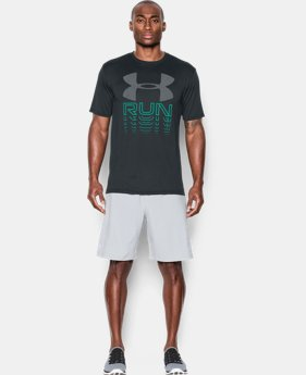 Men's UA Run Rising T-Shirt