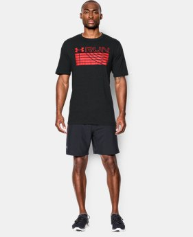 Men's UA Run Track T-Shirt  1 Color $22.99