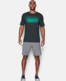 Men's UA Run Track T-Shirt LIMITED TIME: FREE SHIPPING 1 Color $34.99