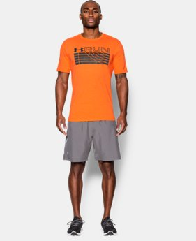 Men's UA Run Track T-Shirt  1 Color $29.99