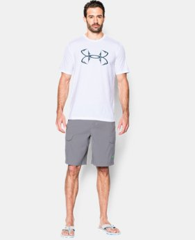 New Arrival  Men's UA Fish Hook T-Shirt  1 Color $29.99
