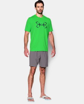 Men's UA Fish Hook T-Shirt  1 Color $18.99