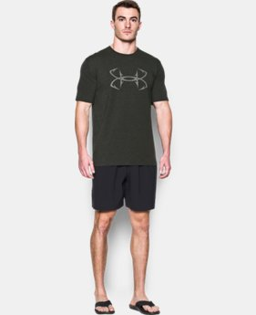 New Arrival Men's UA Fish Hook T-Shirt  2 Colors $24.99