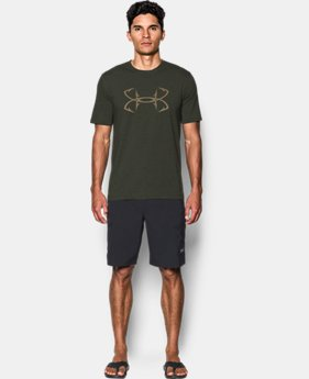 Men's UA Fish Hook T-Shirt  1 Color $29.99