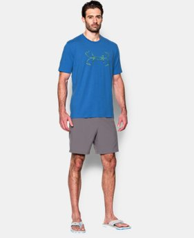 Men's UA Fish Hook T-Shirt  1 Color $17.99 to $18.99