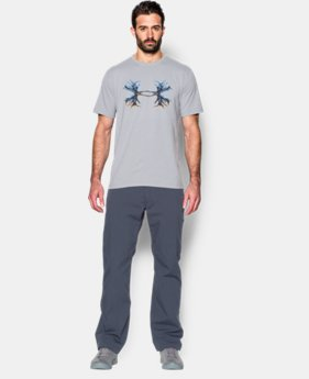 Men's UA Antler T-Shirt LIMITED TIME: FREE SHIPPING  $22.99