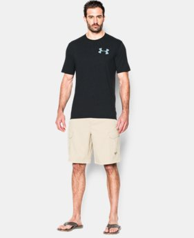 Men's UA Bass 1 T-Shirt  1 Color $22.99
