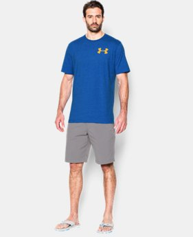 Men's UA Bass 1 T-Shirt  1 Color $17.24