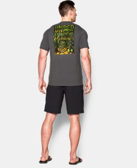 New Arrival Men's UA Bass 2 T-Shirt LIMITED TIME: FREE SHIPPING 1 Color $29.99