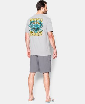 Men's UA Blue Crab T-Shirt  1 Color $22.99