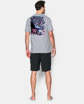 Men's UA Marlin T-Shirt  1 Color $22.99