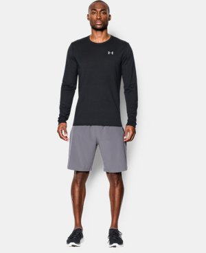 Men's UA Streaker Run Long Sleeve T-Shirt LIMITED TIME: FREE SHIPPING 1 Color $44.99