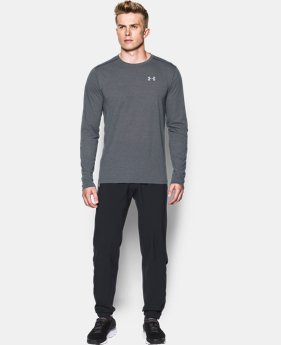 Men's UA Threadborne Streaker Long Sleeve   $39.99