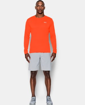 Men's Threadborne™ Streaker Run Long Sleeve T-Shirt   $39.99